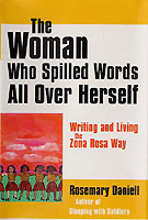 cover of The Woman Who Spilled Words All Over Herself