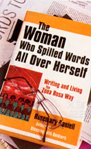 The Woman Who Spilled Words All Over Herself